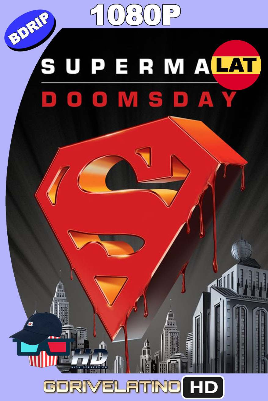 Superman: Doomsday (2007) BDRip 1080p Latino-Inglés MKV