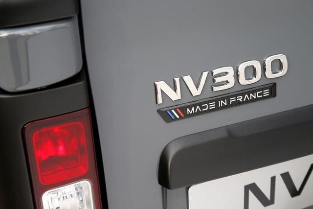 Série limitée Made in France pour les fourgons Nissan NV250, NV300 et NV400  NV300-O-source