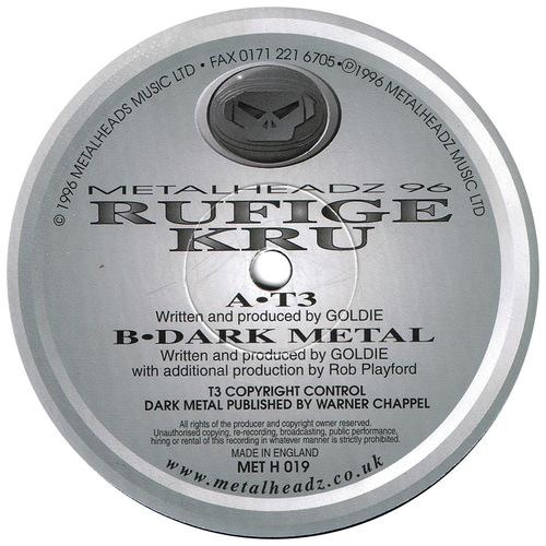 Rufige Kru - T3 / Dark Metal
