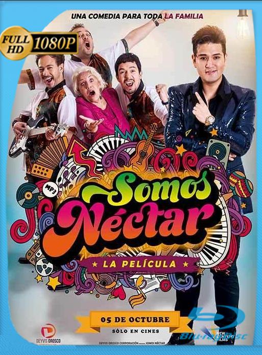 Somos Néctar (2017) TVGO WEB-DL [1080p] Latino [GoogleDrive]