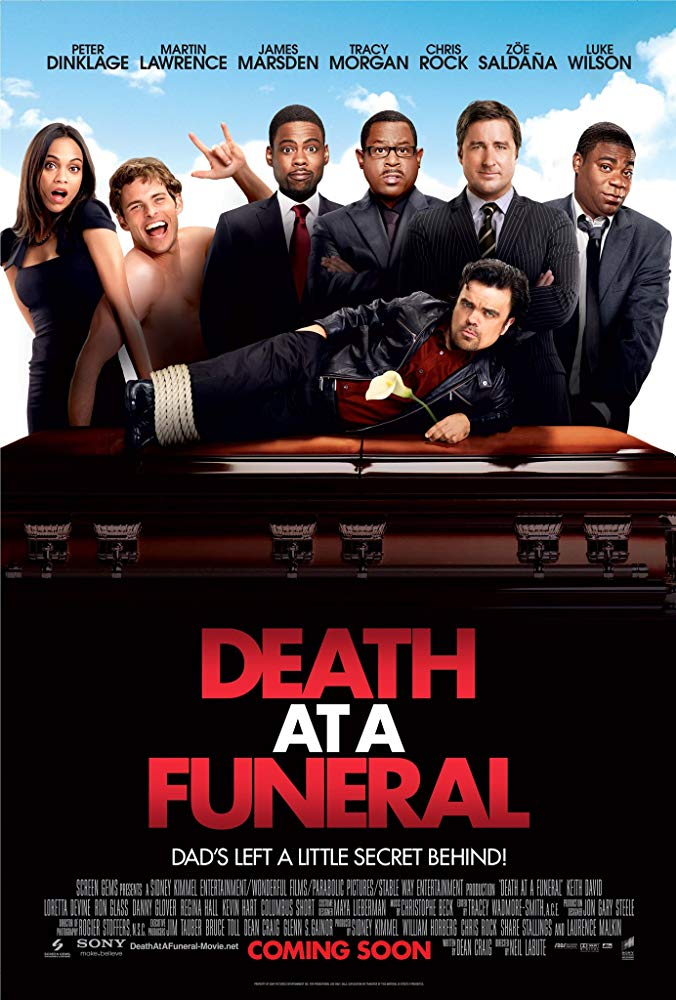 Death at a Funeral (2010) Dual Audio BluRay [Hindi-English] x264 350MB ESub