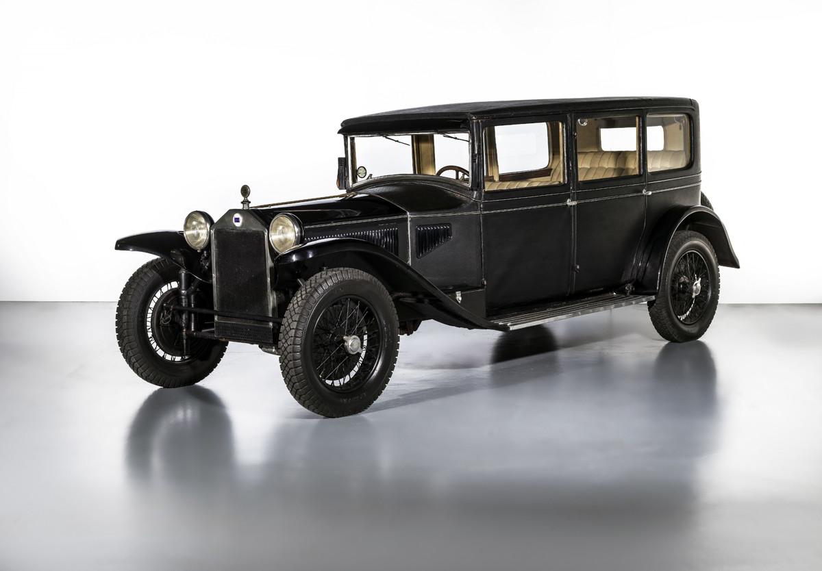 100 anni della Lancia Lambda, al MAUTO dal 4 settembre in esposizione 10 esemplari