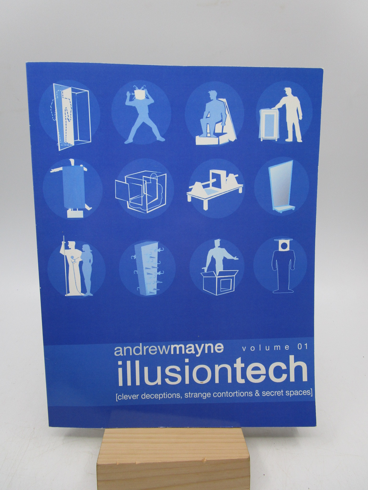 Image for illusiontech volume 01: clever deceptions, strange contortions & secret places