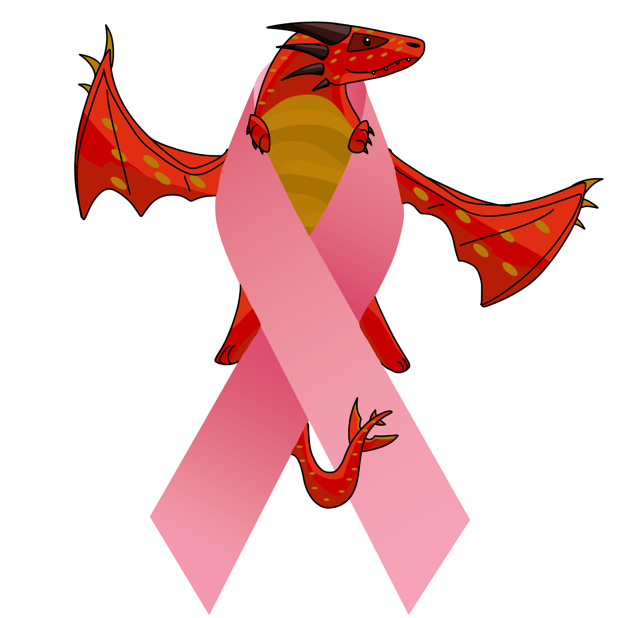 Censored Cancer Awareness Art Thread School Of Dragons How To Train Your Dragon Games