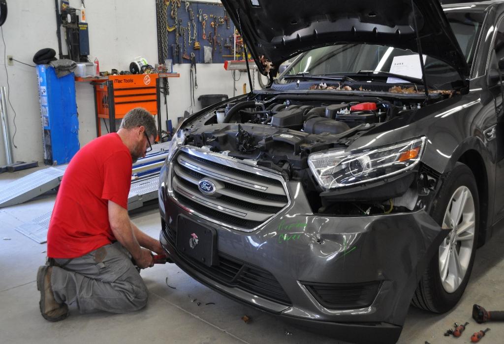 Auto DMS Bike Repair Insurance