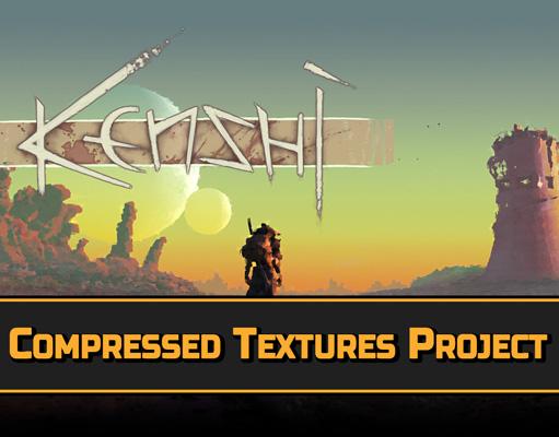 Compressed Textures Project / Проект сжатых текстур!