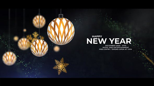 Christmas Party Invitation 2021 29366569 - Project for After Effects (Videohive)