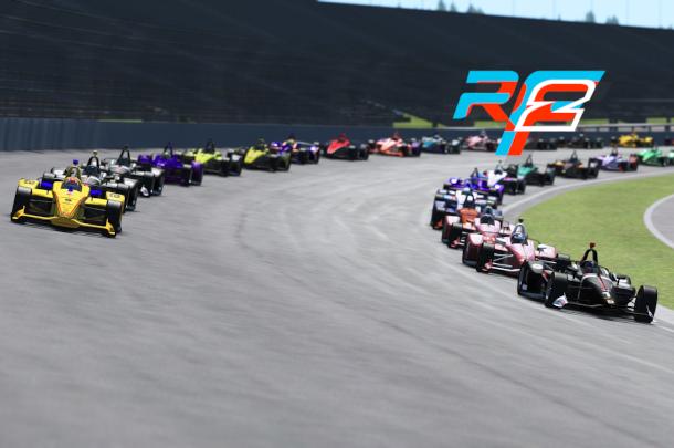 VRC Indycar 2019 - Indy 500