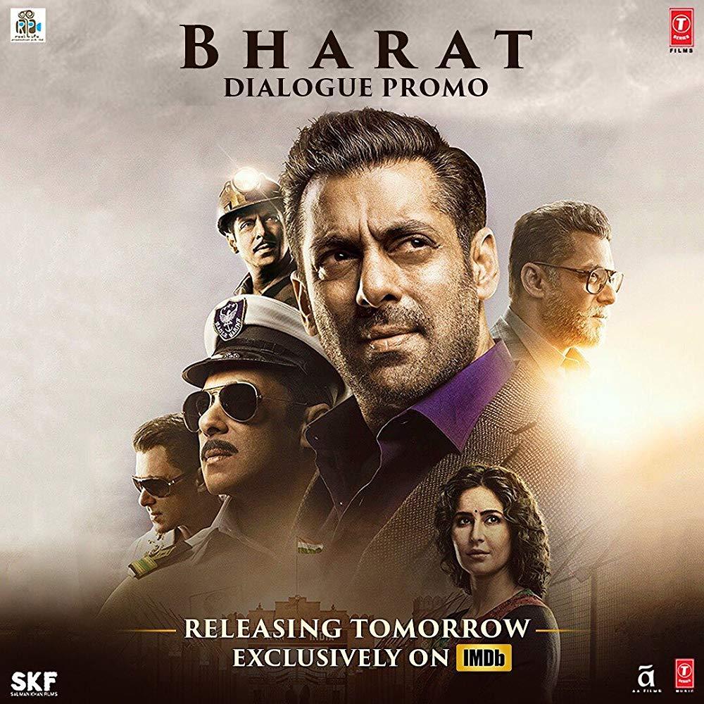 Bharat 2019 Hindi Movie Pre-DVD x264 AC3