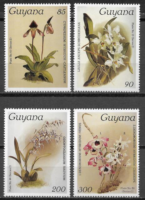 O Guyana 1692