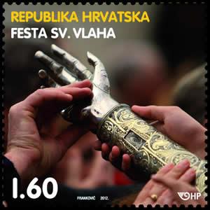2012. year HRVATSKA-NEMATERIJALNA-KULTURNA-BA-TINA-FESTA-SV-VLAHA