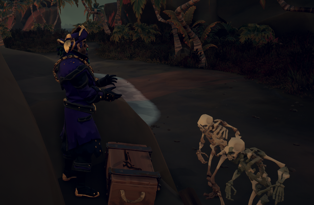 Sea of thieves capture a code