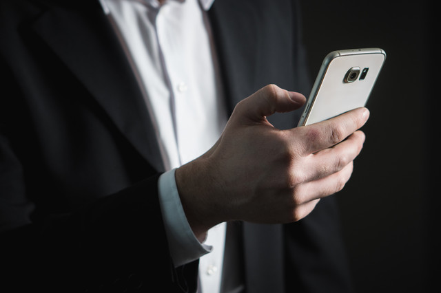 smartphone-writing-hand-screen-man-suit-technology-white-busy-finger-phone-corporate-communication-g
