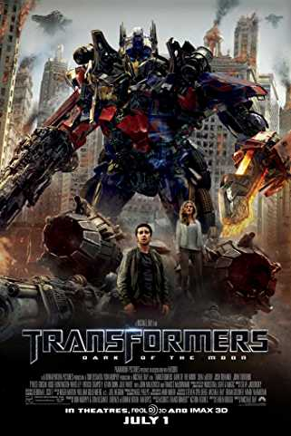 Transformers: Dark of the Moon 2011 Download English 720p