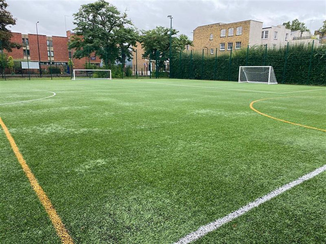 Haggerston School Pitch