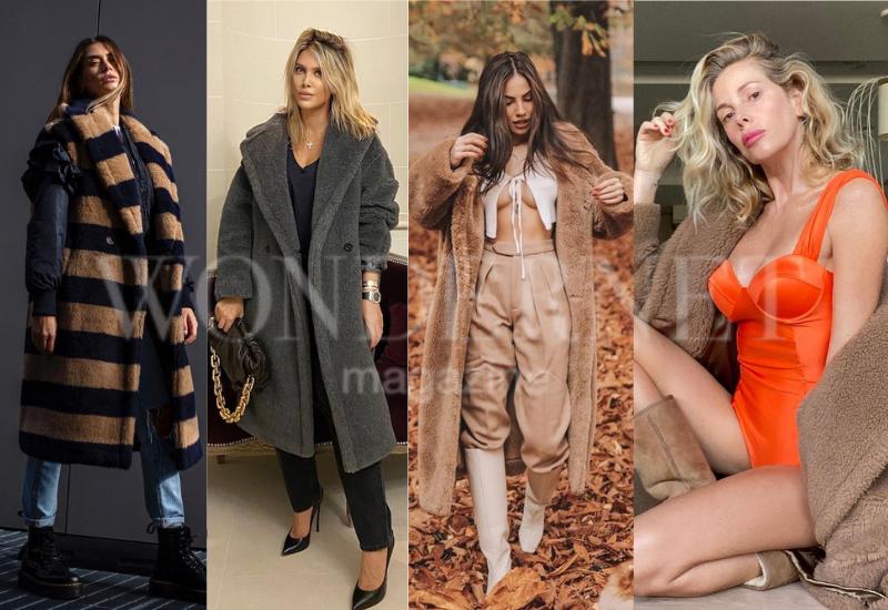 Cappotti tendenza Inverno 2021, la scelta delle Vip