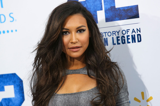 HOLLYWOOD-CA-APRIL-09-Actress-Naya-Rivera-attends-the-premiere-of-Warner-Bros-Pictures-And-Legendary
