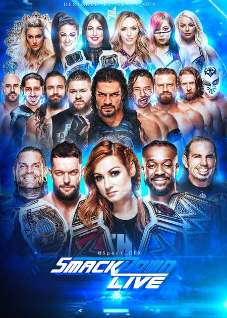WWE Friday Night Smackdown 2nd October 2020 Download