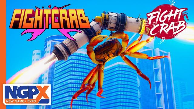 魔性格鬥遊戲《螃蟹格鬥》公開了一段最新宣傳影像 Image