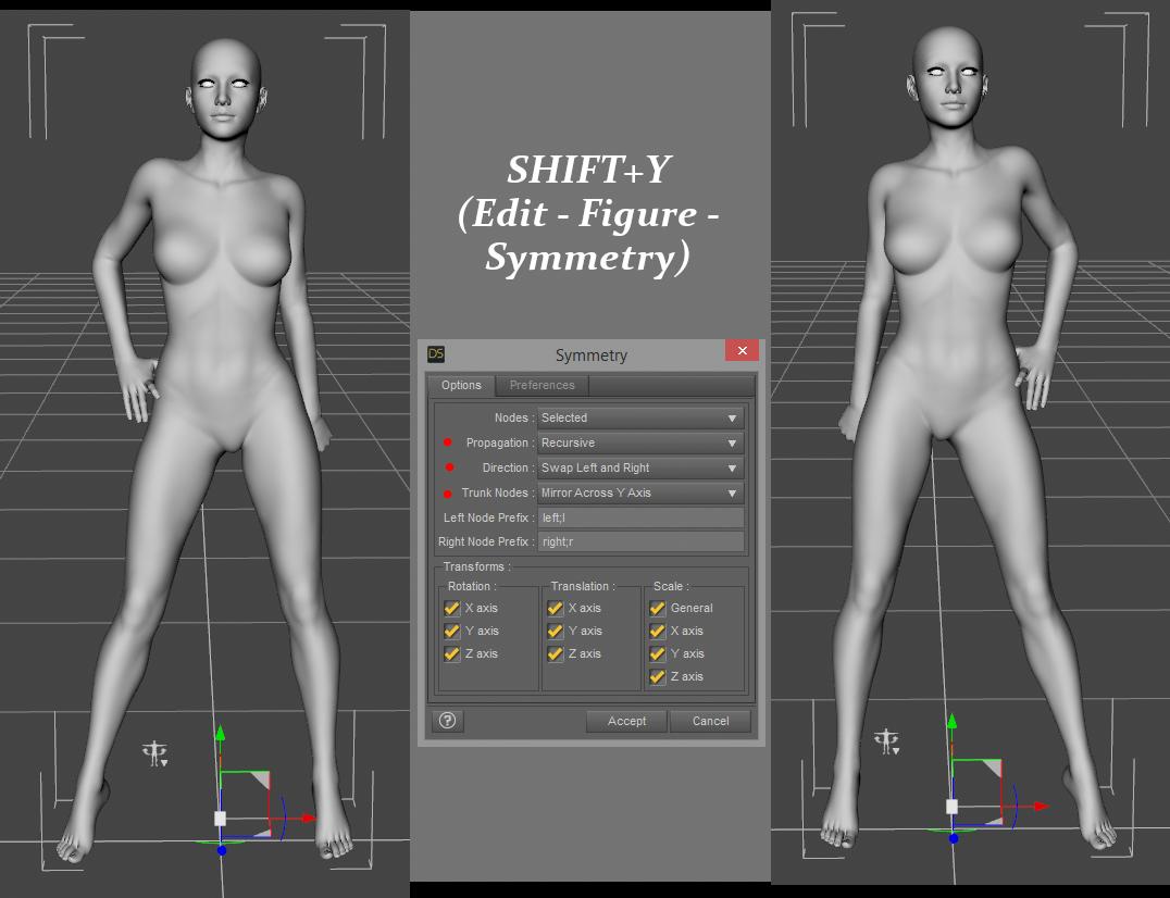 Figure-Symmetry