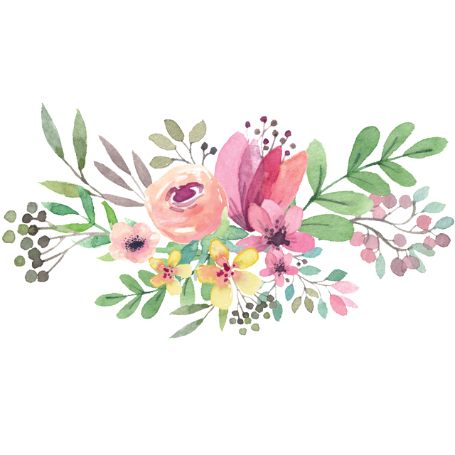 Watercolor-Flowers-PNG-Transparent-File
