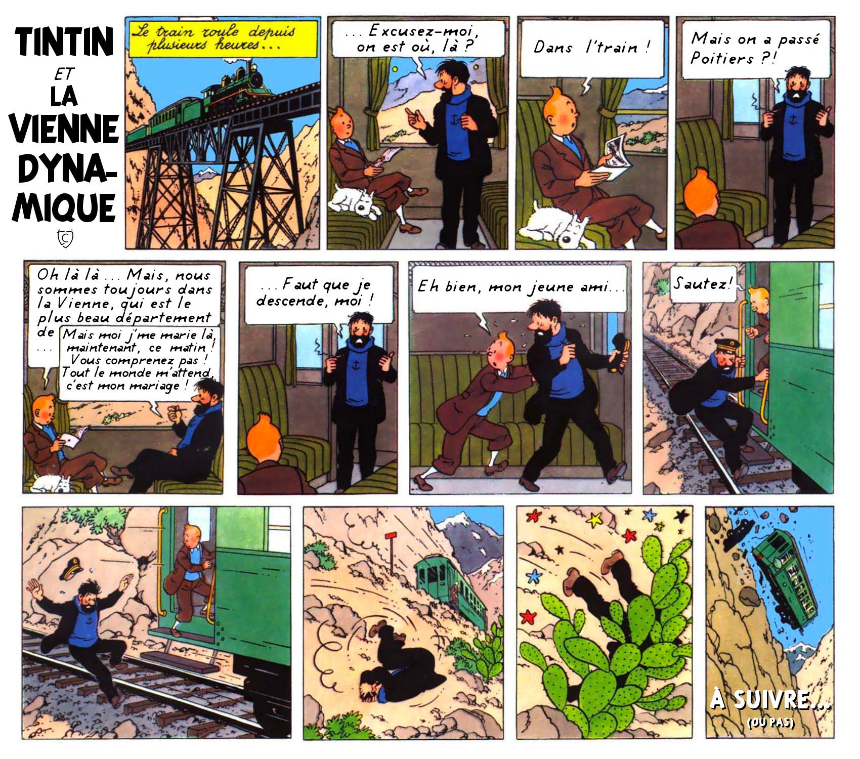 La Vienne Dynamique (Pavillon de la Vienne) · 1994 - Page 64 Tintin-et-La-Vienne-Dynamique