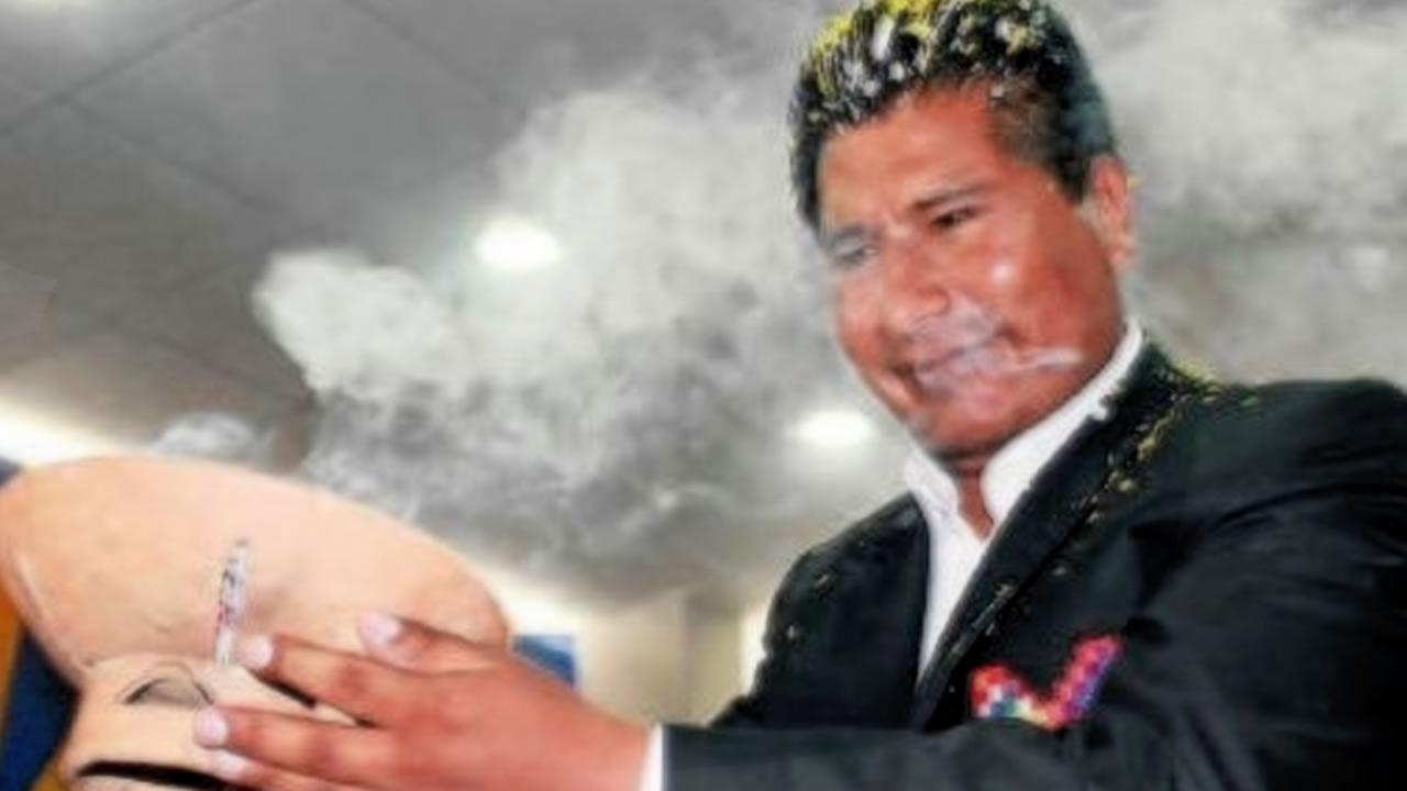 Aduviri cambia dos nuevos funcionarios a 15 días de gobierno en el GORE Puno