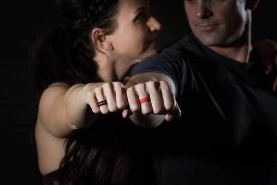 Безопасные силиконовые обручальные кольца для спортсменов, военных и врачей