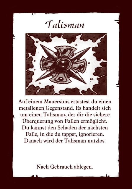 Schatz-Talisman