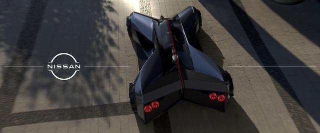 Nissan « GT-R(X) 2050 » : Le Projet D'un Stagiaire Devient Réalité 1-Nissan-JB-Choi-Final-08-DEC2020-21-source