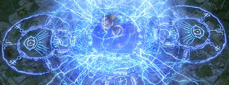 Forum - Scion - [3 5] The Tempest Monk - Doryani's Fist