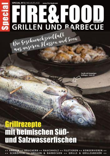 Cover: Fire und Food Magazin Specials No 02 2021