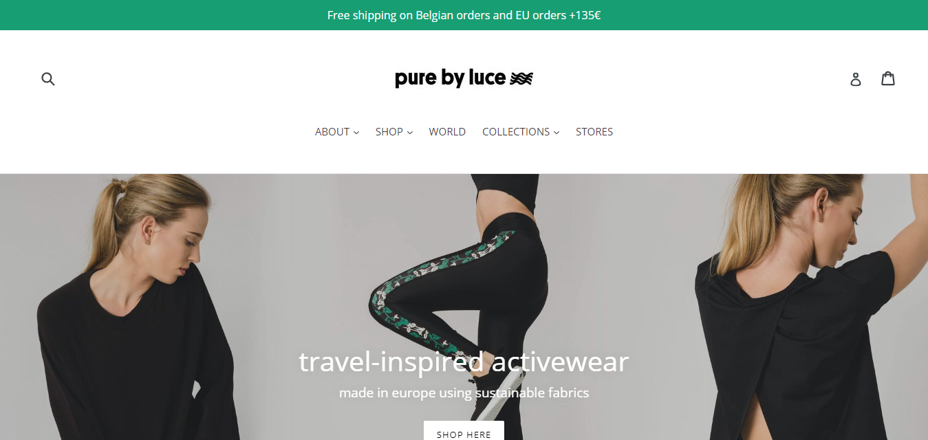 The Pure by Luce travel product recommended by Nomindari Mendee on Pretty Progressive.