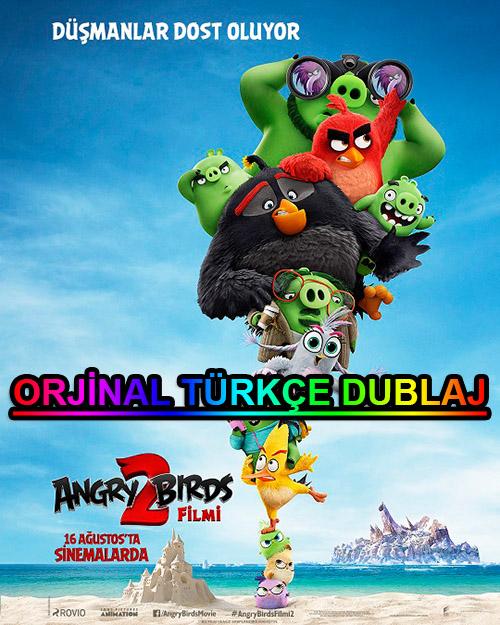 Angry Birds Filmi 2 | 2019 | BDRip | XviD | Türkçe Dublaj | 1080p - m720p - m1080p | BluRay | Dual | TR-EN | Tek Link