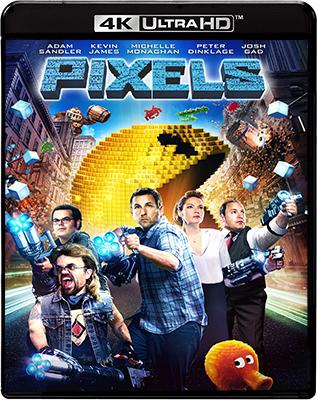 Pixels (2015) .mkv UHD 4K ITA/ENG WEBRip 2160p x265 - Ov3rl1f3