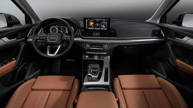 Audi Q5 II Restyling (2020) 30