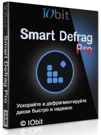 IObit Smart Defrag Pro 6.6.0.66 RePack & Portable by elchupacabra (Ru/Ml)