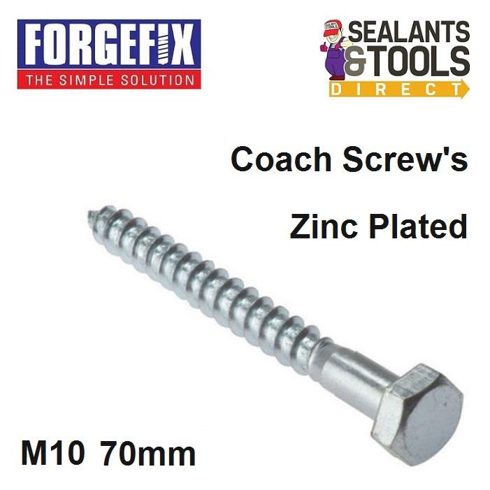 Forgefix-Coach-Screw-M10-70mm-10-CS1070
