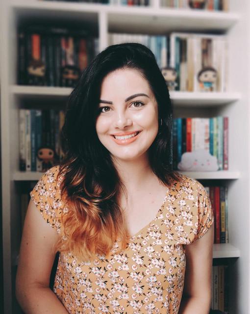 Fabiana PS Amo Leitura