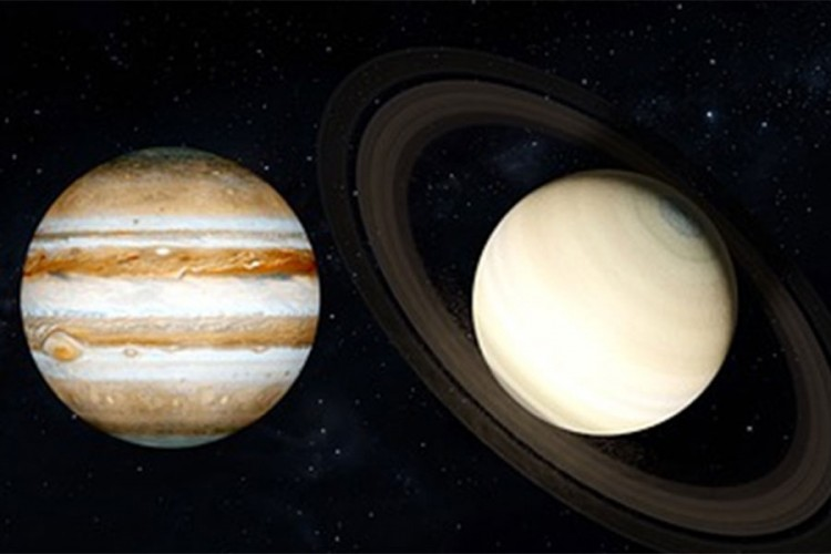 TAKAV PRIZOR ZABILJEŽEN 1226. GODINE! Jupiter i Saturn u položaju koji nije viđen od srednjeg vijeka