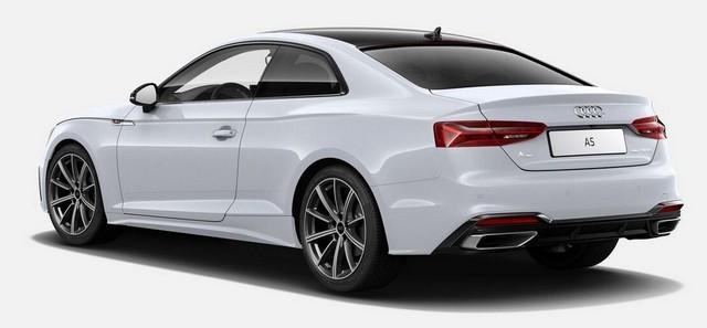 Audi A4 et Audi A5 : une série spéciale S Edition encore plus équipée A5-Coupe-arriere