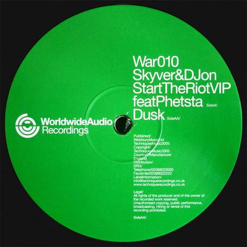 Download Skyver & D Jon - Start The Riot VIP / Dusk mp3