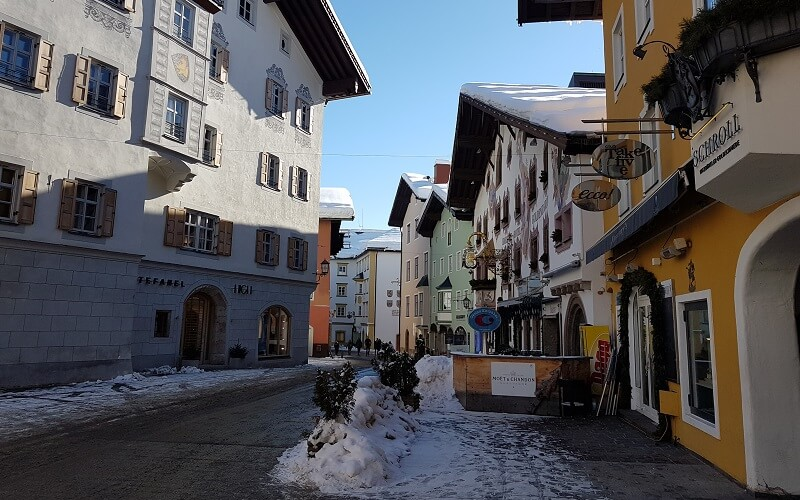 Kitzbühel city photo