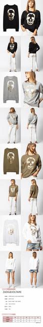 Upper-Skull-GOLD-Sweatshirt-WHTS7120-F-WHITE