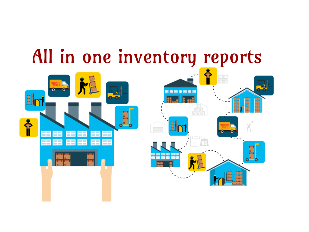 Overview of Stock Inventory & Warehouse Management Analysis Reports  in Odoo OpenERP