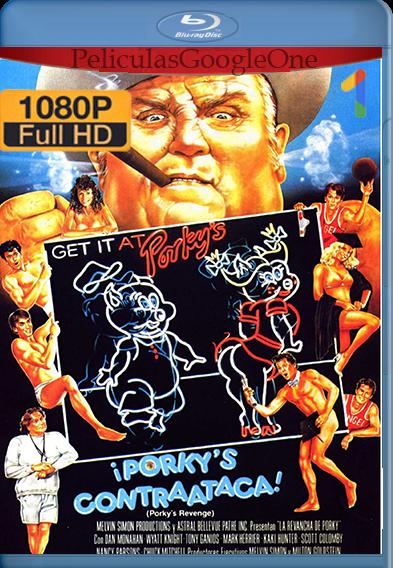 Porky's 3: Contraataca (1985) HD [1080p] Latino [GoogleDrive] | Omar |