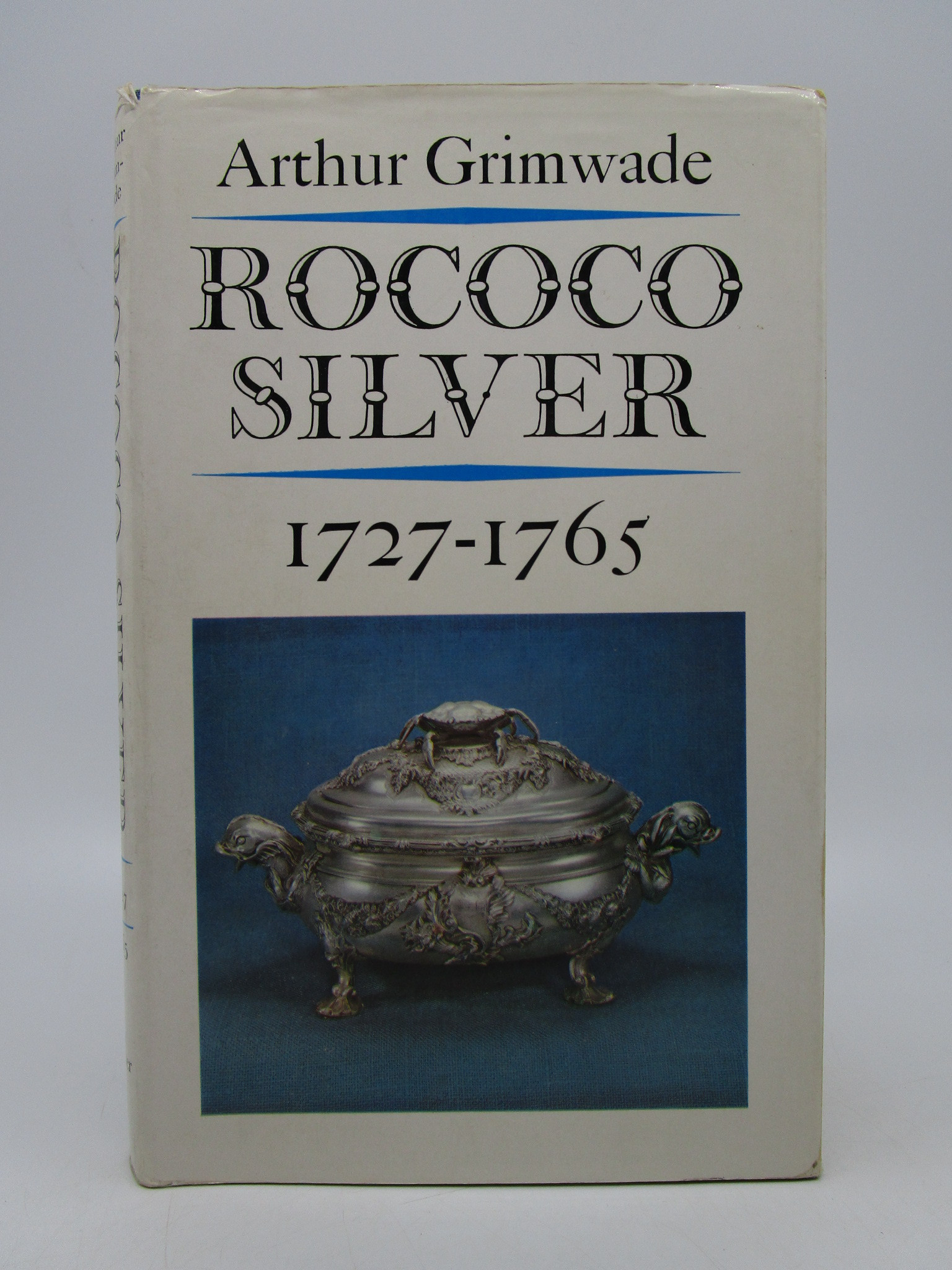 Image for Rococo Silver, 1727-1765 (Monographs on Silver)