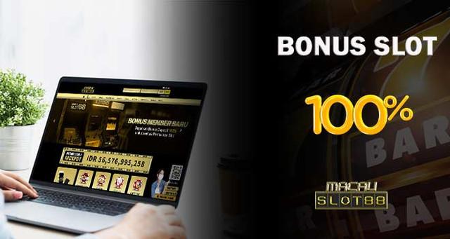 Bonus Deposit 100