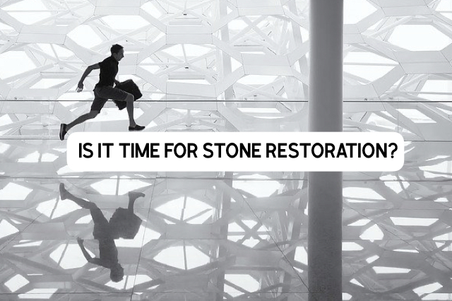 stone restoration cover image
