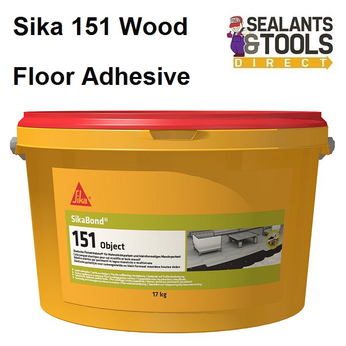 Sika SikaBond 151 Wood Flooring Adhesive 17Kg SKBD15117